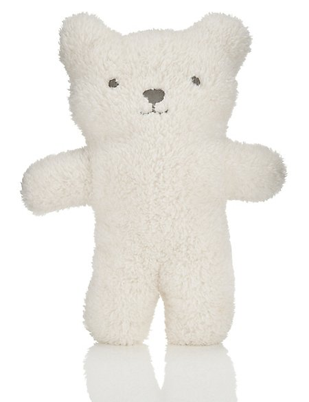 Bear Comforter Soft Toy
