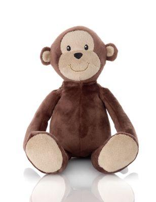 Small Monkey Soft Toy M Amp S