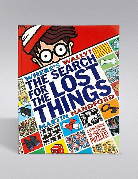 Where's Wally Activity Book