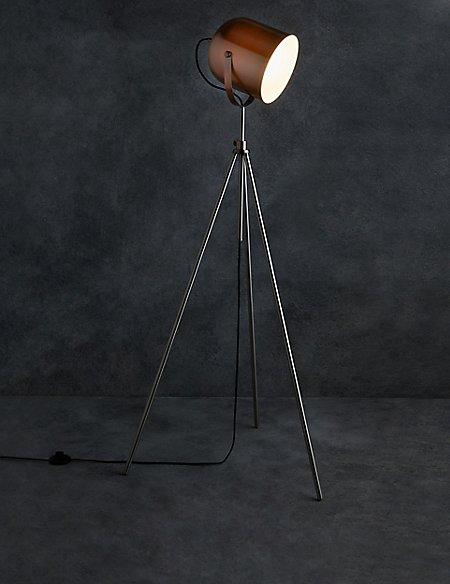 Pinero Tripod Floor Lamp