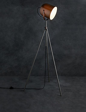 Pinero Tripod Floor Lamp