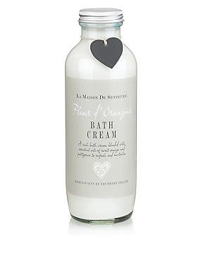 Fleur d' Orangier Bath Cream 400ml
