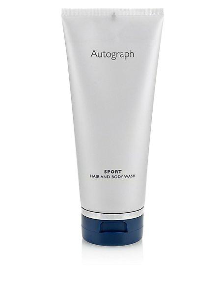 Sport Hair & Body Wash 200ml