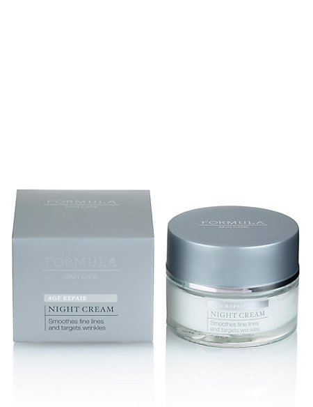 Skin Care Age Repair Night Cream 50ml