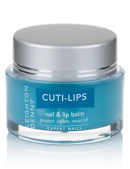 Cuti-Lips Nail & Lip Balm 10g