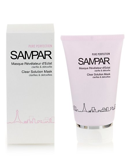 Clear Solution Mask 50ml