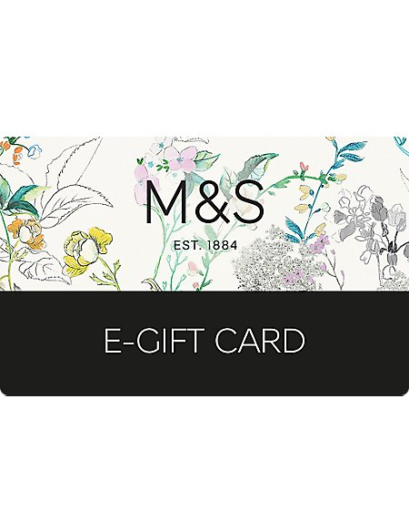 Flower Sketch E-Gift Card