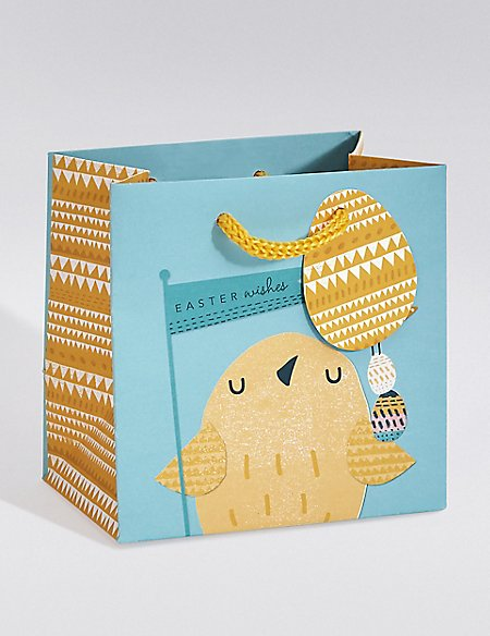 Chick Small Easter Gift Bag