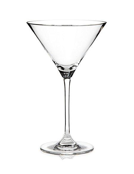 4 Windsor Martini Glasses