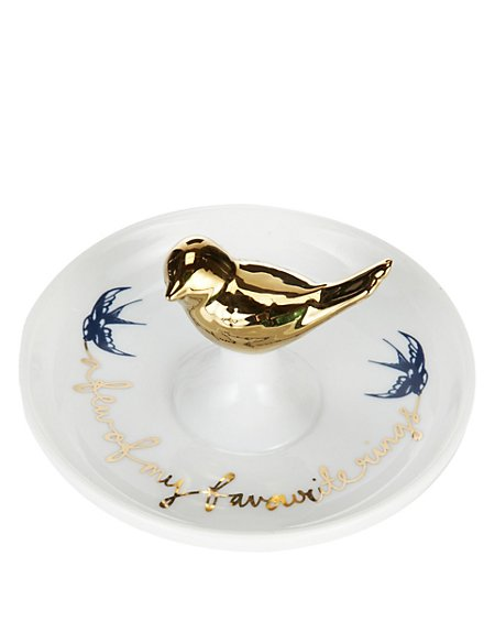 Bird Song Trinket Tray