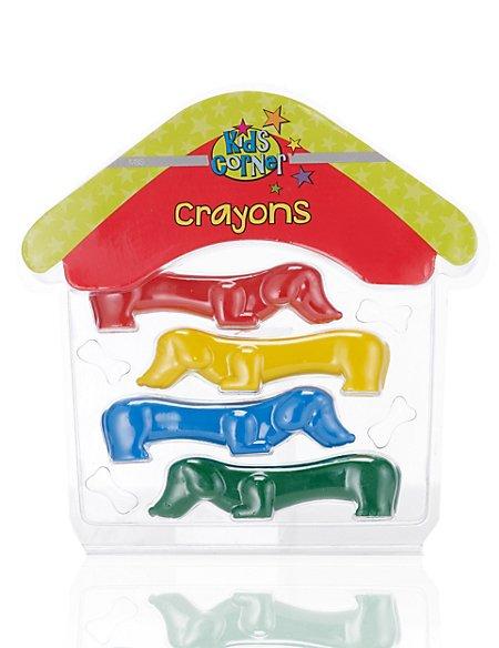 Kids Corner Crayons Set