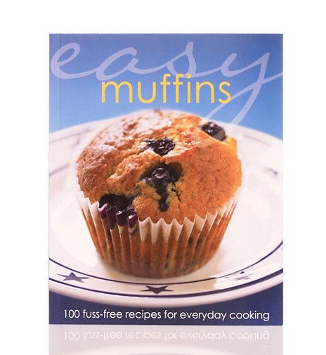 Easy Muffins Recipe Book