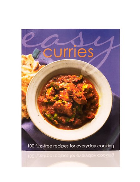 Easy Curries Recipe Book