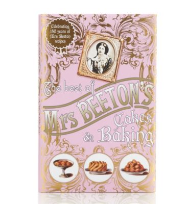 the best of mrs beeton 39 s cakes baking book m s brand m s. Black Bedroom Furniture Sets. Home Design Ideas