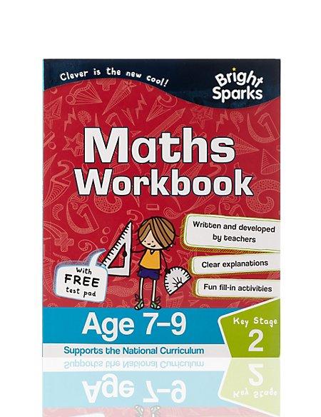 Bright Sparks Key Stage 2 Maths Workbook