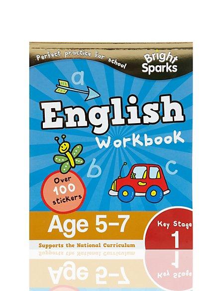 Bright Sparks Key Stage 1 English Workbook