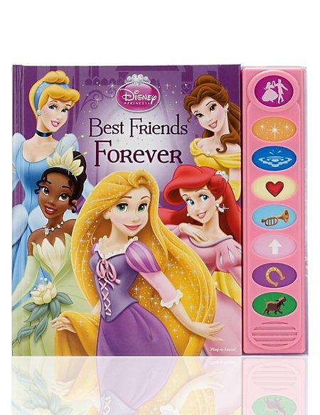 Disney Princess Best Friends Forever Sound Book