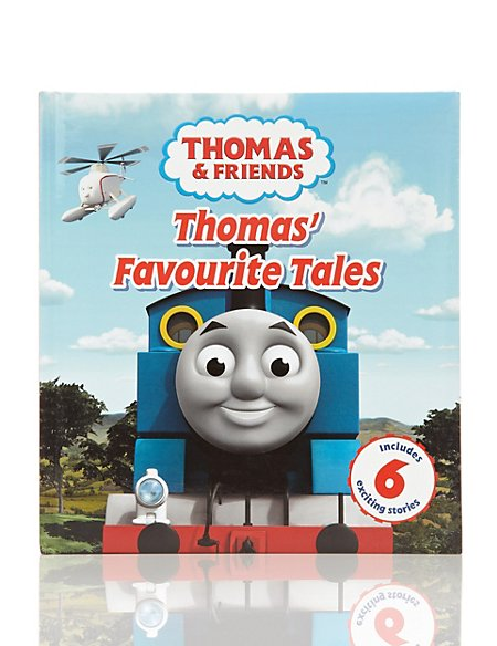 Thomas & Friends™ Favourite Tales Book