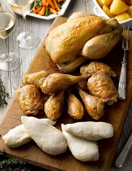 Organic Free Range Chicken Selection Pack