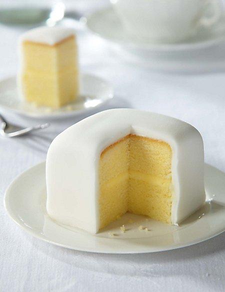Gluten Free Sponge Wedding Taster Cake (Serves 4)