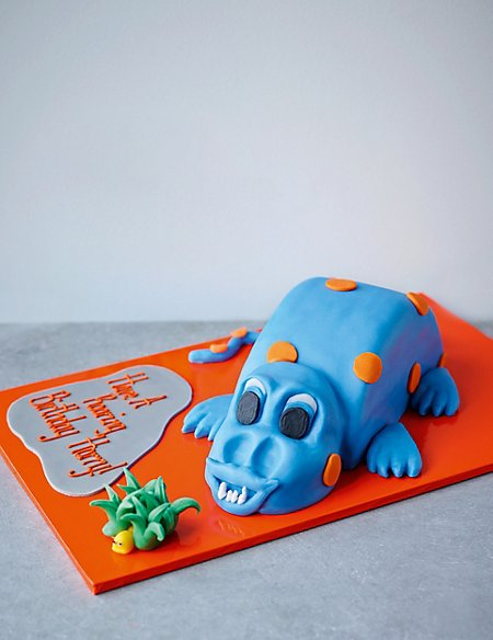 Danny the Dinosaur Cake (Available to order until 4th February 2017)