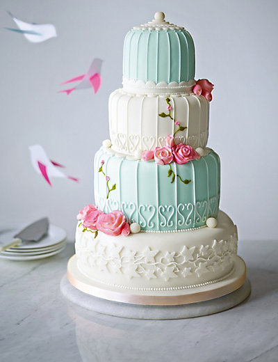 marks and spencer chocolate wedding cake birdcage wedding cake m amp s 17162