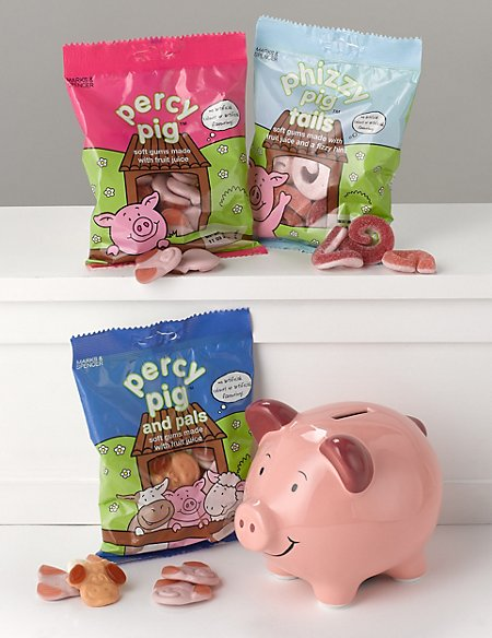 Percy Pig Gift Set