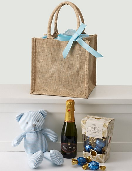 Baby Boy Celebration Gift Bag