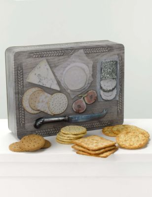 Savoury Biscuits For Cheese Biscuit Tin M Amp S