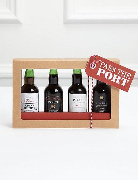 Mini Port Selection