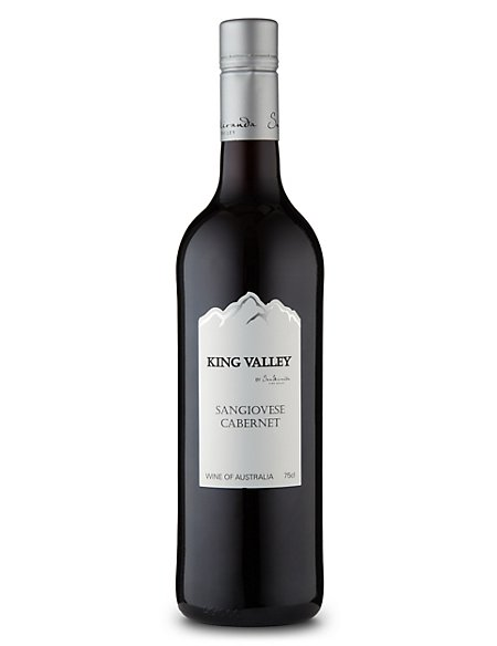 King Valley Sangiovese Cabernet - Case of 6