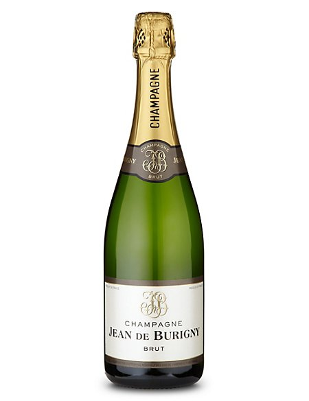 Jean de Burigny Champagne - Case of 6