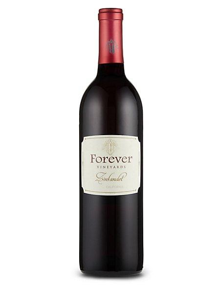 Forever Vineyards Old Vine Zinfandel - Case of 6