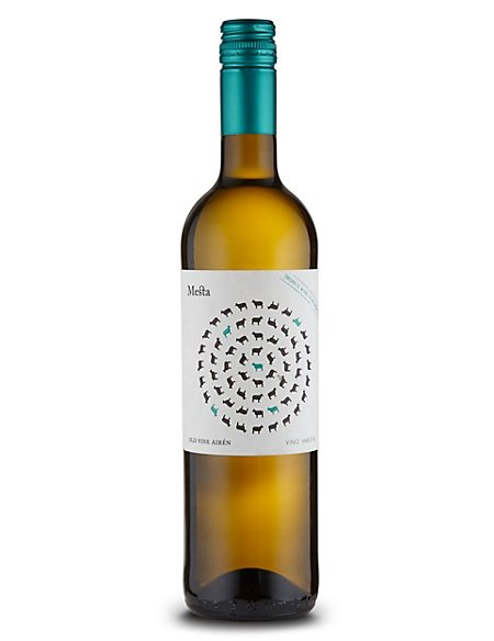 Mesta Organic Old Vine Airén- Case of 6