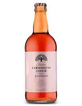 Devon Farmhouse Cider with Raspberry - Case of 20