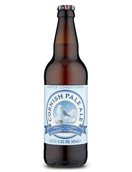 Bottle Conditioned Cornish Pale Ale - Case of 20