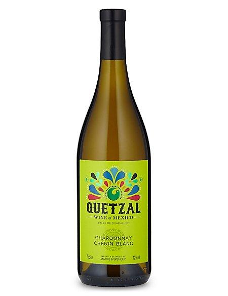 Quetzal Chenin Chardonnay - Case of 6