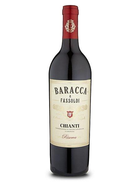 Baracca & Fassoldi Chianti Riserva - Case of 6