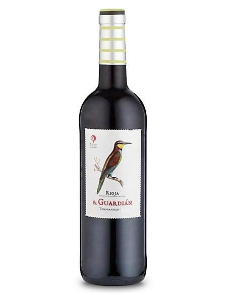 El Guardian Rioja Tempranillo - Case of 6