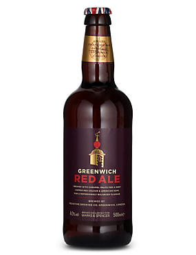 Greenwich Red Ale - Case of 20