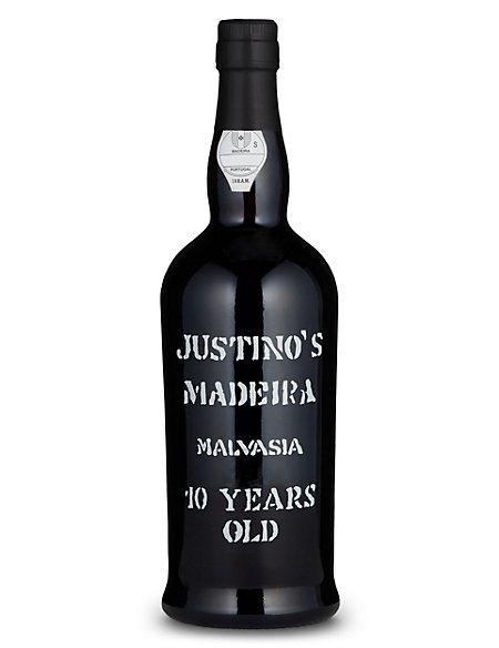 Justino's 10YOMadeira Malvasia - Single Bottle