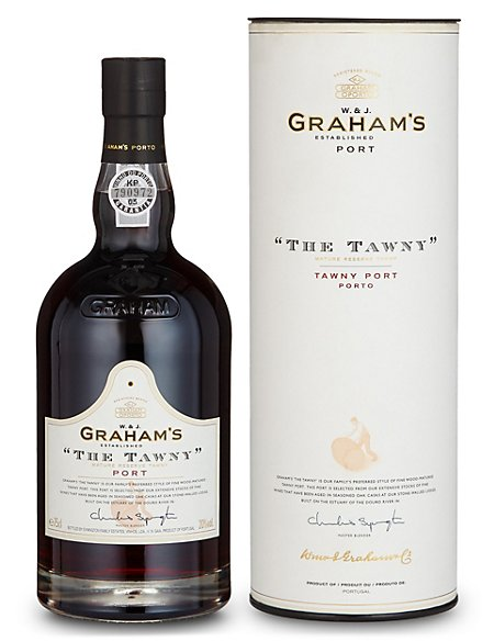 Graham's The Tawny Port- Single Bottle