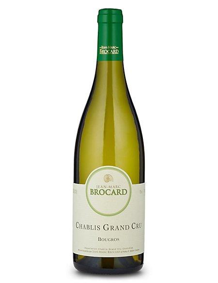 Jean-Marc Brocard Chablis Grand Cru Bougros - Single Bottle