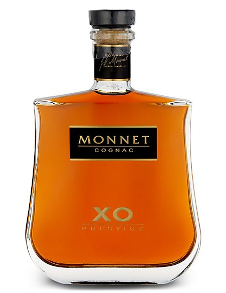 Xo Monnet Cognac Brandy - Single Bottle