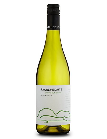 Paarl Heights Sauvignon Blanc - Case of 6