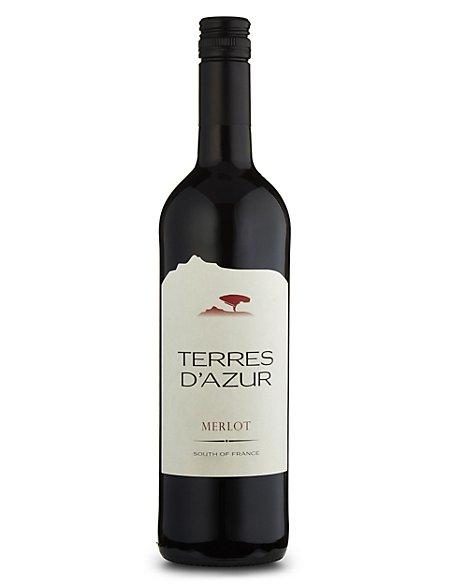Terres D'Azur Merlot - Case of 6