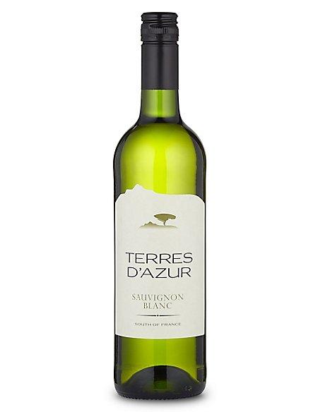 Terres D'Azur Sauvignon Blanc - Case of 6