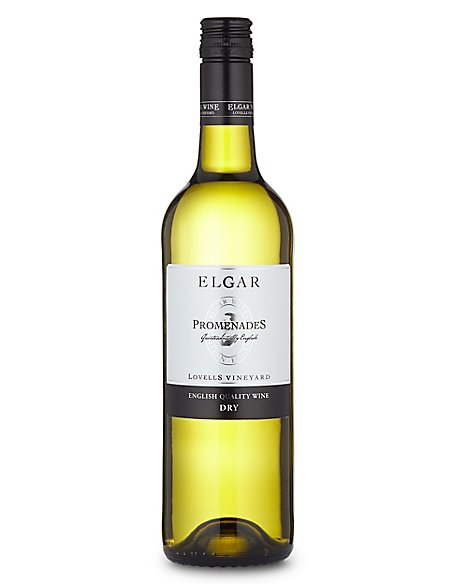 Elgar Promenades Dry White - Case of 6