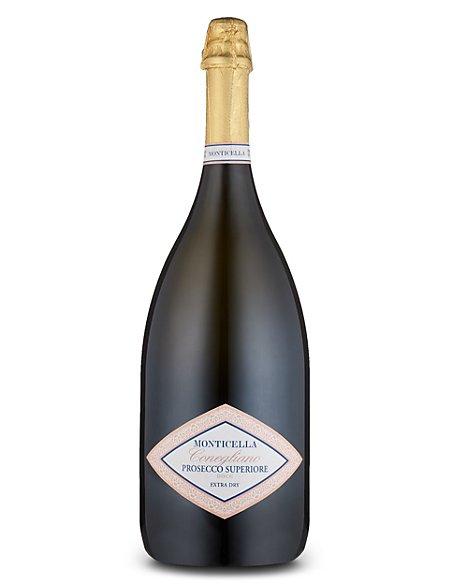 Monticella DOCG Prosecco Jeroboam - Single Bottle