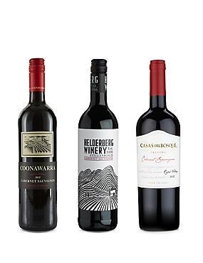 Cabernet Sauvignon Favourites - Case of 6
